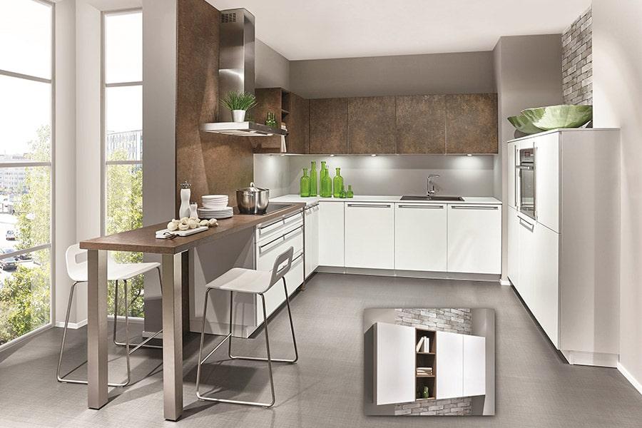 Moderne Küchen — Möbel Henrich