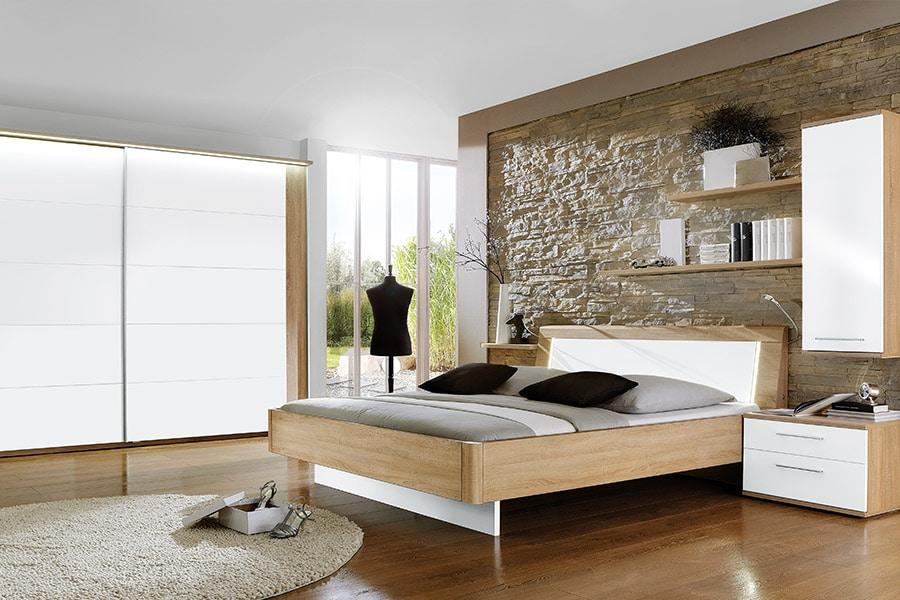 Moderne Schlafzimmer — Möbel Henrich